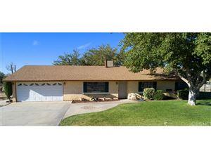 Photo of 9343 East AVENUE T4, Littlerock, CA 93543 (MLS # SR18233787)