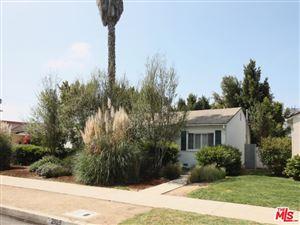 Photo of 2925 South BENTLEY Avenue, Los Angeles , CA 90064 (MLS # 18337788)