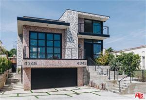 Photo of 4345 CLARISSA Avenue, Los Angeles , CA 90027 (MLS # 19466788)