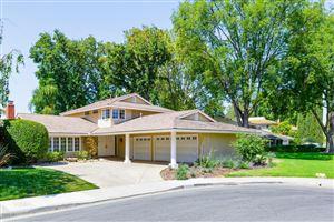 Photo of 4400 GUILDHALL Court, Westlake Village, CA 91361 (MLS # 218007788)