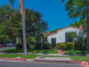 Photo of 1063 South ORLANDO Avenue, Los Angeles , CA 90035 (MLS # 18353790)