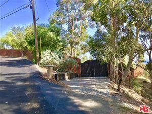 Photo of 2882 HUME Road, Malibu, CA 90265 (MLS # 18380790)