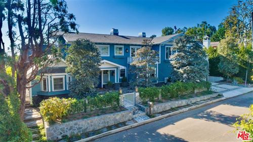 Photo of 1237 VILLA WOODS Drive, Pacific Palisades, CA 90272 (MLS # 19530790)