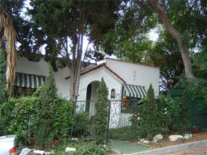 Photo of 1632 LUCRETIA Avenue, Los Angeles , CA 90026 (MLS # SR19017790)