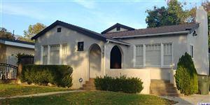 Photo of 1182 North EL MOLINO Avenue, Pasadena, CA 91104 (MLS # 318004792)