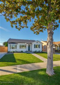 Photo of 1725 North FAIRVIEW Street, Burbank, CA 91505 (MLS # 818005792)