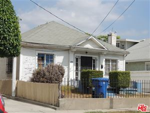 Photo of 1563 West 37TH Street, Los Angeles , CA 90018 (MLS # 18324794)