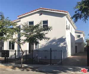 Photo of 4839 West 18TH Street, Los Angeles , CA 90019 (MLS # 18408794)