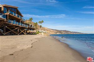 Photo of 26642 LATIGO SHORE Drive, Malibu, CA 90265 (MLS # 19436794)