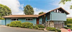 Photo of 1026 EL MEDIO Avenue, Pacific Palisades, CA 90272 (MLS # 19480794)
