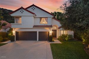 Photo of 725 CEDAR POINT Place, Westlake Village, CA 91362 (MLS # 218008794)