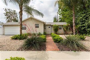 Photo of 17156 BURTON Street, Lake Balboa, CA 91406 (MLS # SR18118795)