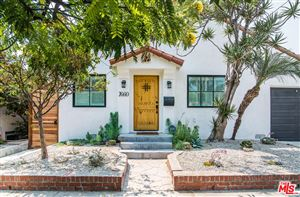 Photo of 7660 ROSEWOOD Avenue, Los Angeles , CA 90036 (MLS # 18392796)