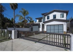 Photo of 14857 GREENLEAF Street, Sherman Oaks, CA 91403 (MLS # SR18040797)