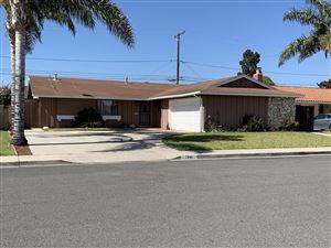 Photo of 1341 ELDER Street, Oxnard, CA 93036 (MLS # 219008798)