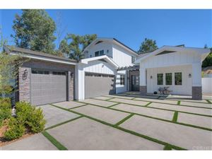 Photo of 5650 MELVIN Avenue, Tarzana, CA 91356 (MLS # SR18242799)