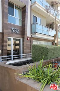 Photo of 932 North ALFRED Street #302, West Hollywood, CA 90069 (MLS # 18307802)