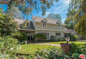 Photo of 730 NAPOLI Drive, Pacific Palisades, CA 90272 (MLS # 18333802)