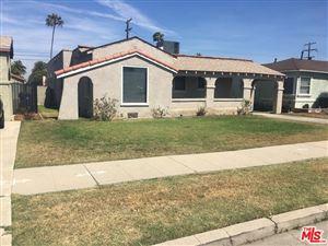 Photo of 10046 LA SALLE Avenue, Los Angeles , CA 90047 (MLS # 18346802)