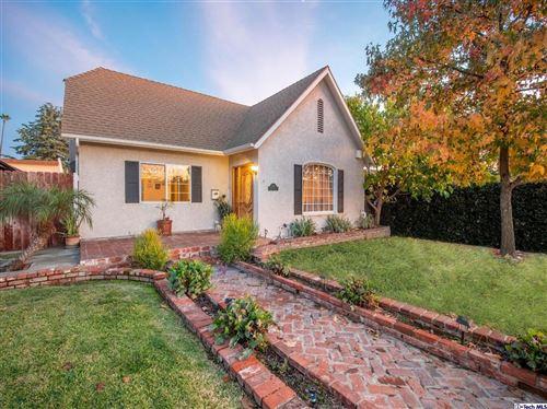 Photo of 1312 ELM Avenue, Glendale, CA 91201 (MLS # 319004803)