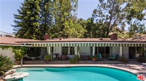 Photo of 16666 OLDHAM Street, Encino, CA 91436 (MLS # 18344804)