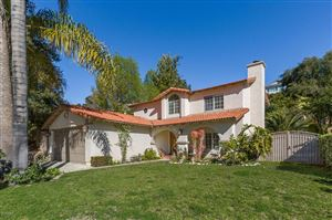 Photo of 30649 PASSAGEWAY Place, Agoura Hills, CA 91301 (MLS # 219000804)