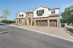 Photo of 2102 TRENTHAM Road, Lake Sherwood, CA 91361 (MLS # 219006804)