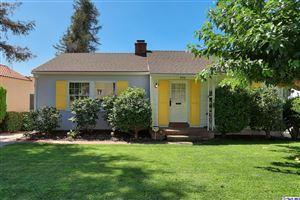 Photo of 550 MONTE VISTA Avenue, Glendale, CA 91202 (MLS # 318003804)