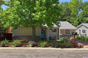 Photo of 3148 SANTA CARLOTTA Street, La Crescenta, CA 91214 (MLS # 319001804)