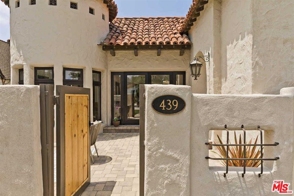 Photo for 439 North LA JOLLA Avenue, Los Angeles , CA 90048 (MLS # 19490804)