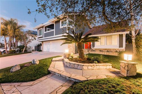 Photo of 3316 MONTAGNE Way, Thousand Oaks, CA 91362 (MLS # 220001805)