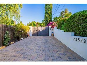 Photo of 22522 FAUBION Place, Calabasas, CA 91302 (MLS # SR18157805)
