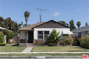 Photo of 11042 ALETTA Avenue, Culver City, CA 90232 (MLS # 18345806)