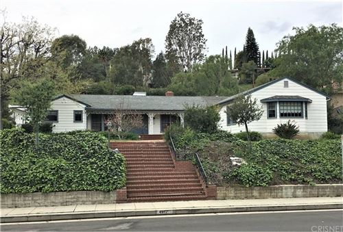 Photo of 4917 SAN FELICIANO Drive, Woodland Hills, CA 91364 (MLS # SR20060806)