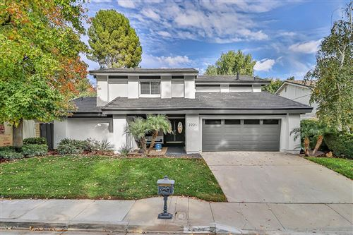 Photo of 2221 SILVER SPRING Drive, Westlake Village, CA 91361 (MLS # 219013807)