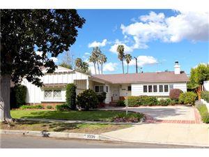 Photo of 3229 WOODBINE Street, Cheviot Hills, CA 90064 (MLS # SR18038807)