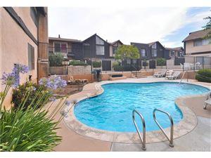 Photo of 5461 NEWCASTLE Avenue #16, Encino, CA 91316 (MLS # SR18129807)