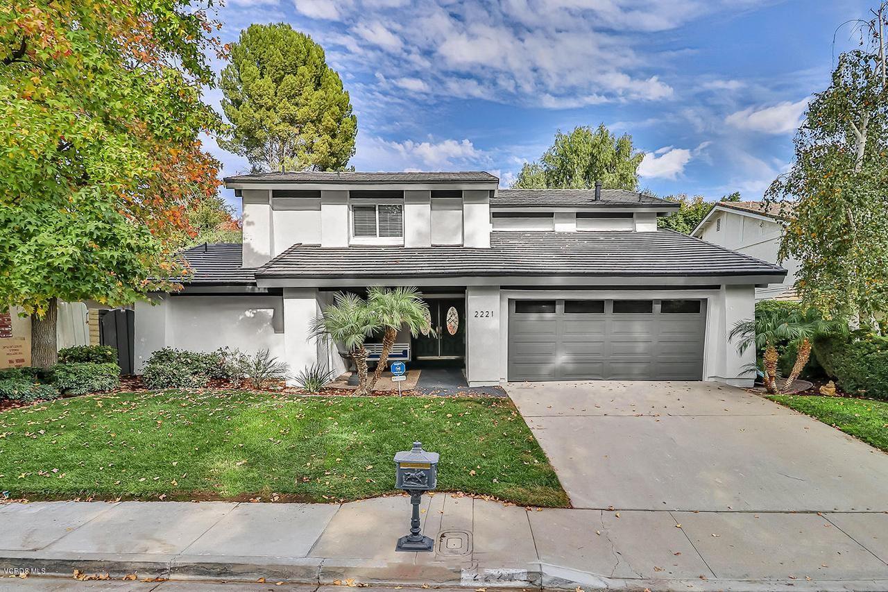 2221 SILVER SPRING Drive, Westlake Village, CA 91361 - #: 219013807