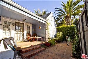 Photo of 537 RIALTO Avenue, Venice, CA 90291 (MLS # 18311808)