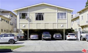 Photo of 859 South BEDFORD Street, Los Angeles , CA 90035 (MLS # 18317808)