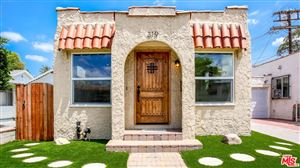 Photo of 319 West CHEVY CHASE Drive, Glendale, CA 91204 (MLS # 18356808)