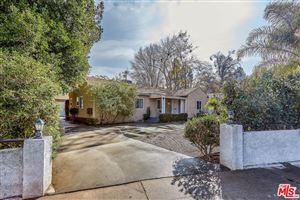 Photo of 5318 ALHAMA Drive, Woodland Hills, CA 91364 (MLS # 19424808)