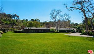 Photo of 6172 BONSALL DRIVE, Malibu, CA 90265 (MLS # 19435808)