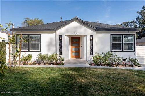Photo of 1100 North VINEDO Avenue, Pasadena, CA 91107 (MLS # 820000809)