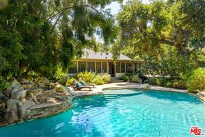 Photo of 868 FAIRVIEW Road, Ojai, CA 93023 (MLS # 18313810)
