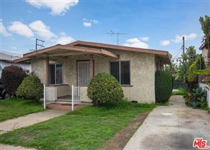 Photo of 662 VERNON Avenue, Venice, CA 90291 (MLS # 18324810)