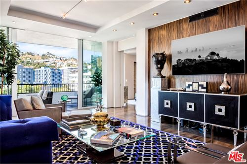 Photo of 1100 ALTA LOMA Road #1702, West Hollywood, CA 90069 (MLS # 19527810)