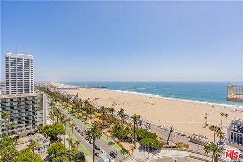 Photo of 101 CALIFORNIA Avenue #1404, Santa Monica, CA 90403 (MLS # 19532810)