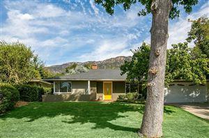 Photo of 1831 East CALAVERAS Street, Altadena, CA 91001 (MLS # 819004811)