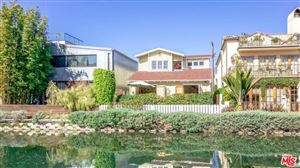 Photo of 237 LINNIE CANAL, Venice, CA 90291 (MLS # 17268812)